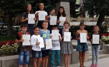 Завърши учебната година в Училища ЕВРОПА - Панагюрище
