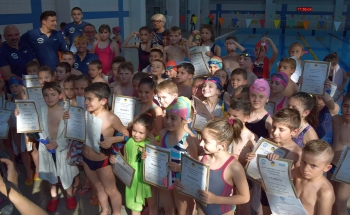 Europe Schools Juniour Swimming Tournament – финален кръг