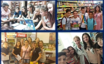 Europe Schools English Quest in Popovo