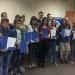 Тържествено връчване на сертификатите на Кеймбридж в Училища Европа – Русе