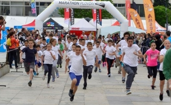 Училища Европа отново подкрепя Маратон Пловдив 2018