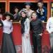 Big Red Bus и духът на Викторианската епоха превзеха Велико Търново по случай 25 години Училища ЕВРОПА