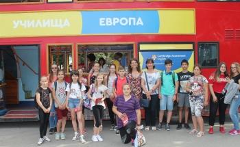 София отпразнува 25 години Училища ЕВРОПА в Деня на детето,съвместно с