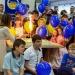 Цветен празник и рожден ден в Училища ЕВРОПА - Русе