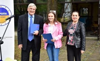 Училища ЕВРОПА – Враца откриха новата учебна година и раздадоха сертификатите на Кеймбридж