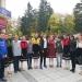 Урок по английски на открито в Училища ЕВРОПА - Разлог