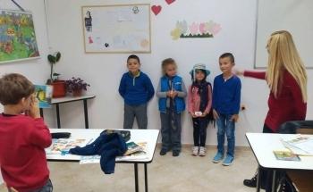 Открит урок за семейството в Училища Европа - Перник -