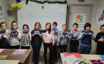 Коледа с детски вълшебства в Кюстендил