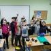 Подаръци за Коледа в Училища ЕВРОПА - Велико Търново