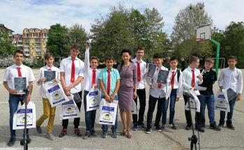 Трето издание на Escape School Tournament: Do It If You Dare 2019 в Училища ЕВРОПА - Велико Търново