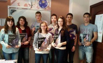 Юнска сесия на Cambridge English Exams в Училища ЕВРОПА - Русе